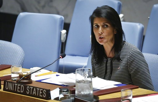 Russia vetoes UN resolution on Syria; Assad calls chemical attack a U.S. 'fabrication'