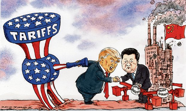 Art of the deal: Trump played a strong hand in trade talks with Xi