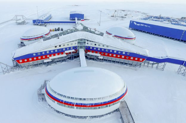 Mattis concerned as Russia opens first of five Arctic military bases