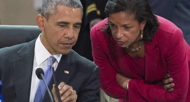 Report: Susan Rice ordered detailed intelligence spreadsheets on Trump associates