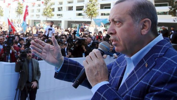Turkey's April 16 referendum and Erdogan's transit from irritant to threat