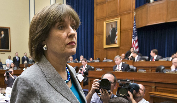 Justice Department urged to reopen investigation of Lois Lerner and IRS targeting