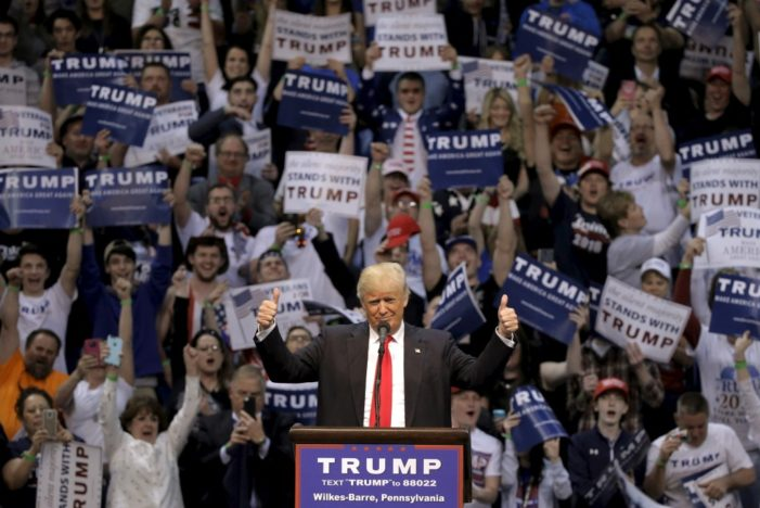 Trump to answer White House Correspondents Dinner with rally in Pennsylvania