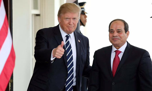 Egypt's Sisi hails President Trump: 'Nothing better than to counter evil'