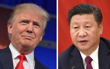 North Korea crisis tops agenda at key Trump summit with China's Xi