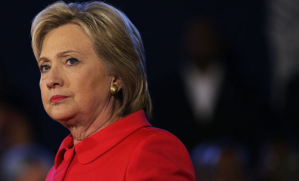 New book: A 'pissed off' and 'self-righteous' Hillary constantly bickered with campaign staff