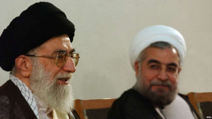 Iran's Khamenei challenges Rouhani's rapprochement policy toward West