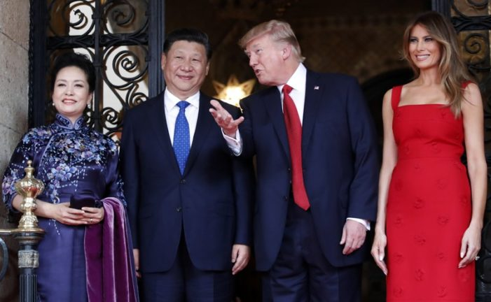 U.S. missile strike on Syria punctuated Trump talks with China's Xi on North Korea
