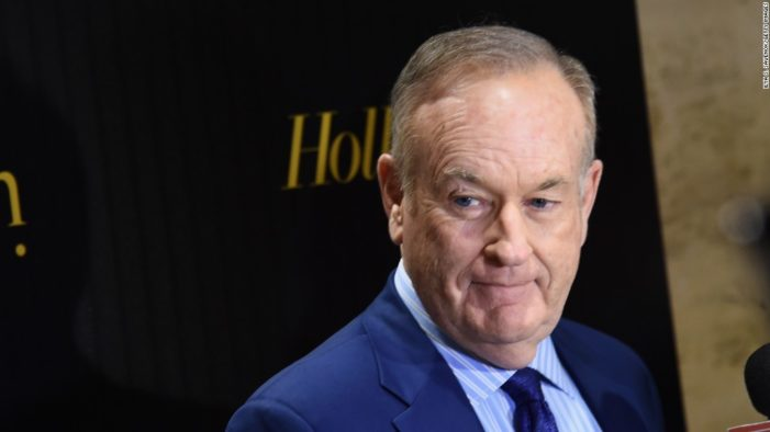 O'Reilly lawyers up, cites Soros-backed cabal, hits 'vicious and evil' media