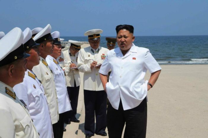 Cornered: Communist North Korea plays the Moscow card … and the Seoul card