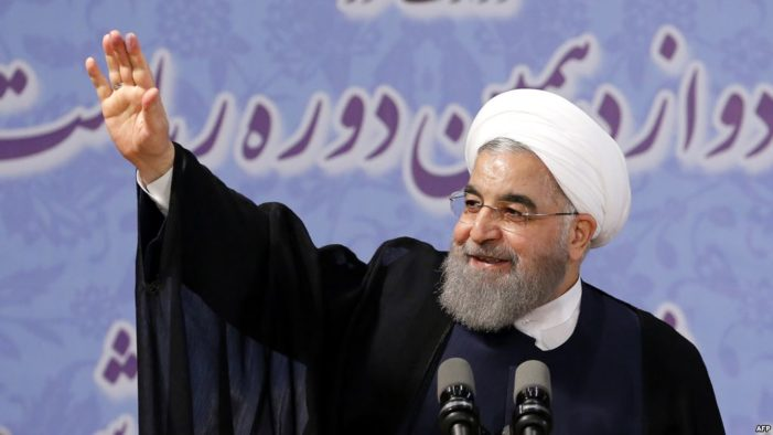 Iran's Rouhani slams hardline critics: Their 'era is over'