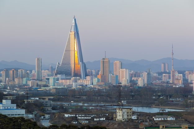 Let's make a deal: Donald Trump to remake Pyongyang's skyline!