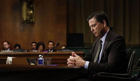 The James Comey crackup: A tutorial in cognitive dissonance