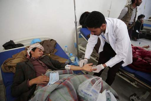 More than 100 dead, thousands infected as cholera outbreak sweeps across Yemen