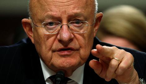 U.S. intelligence chief had no knowledge of Trump investigation before Jan. 20