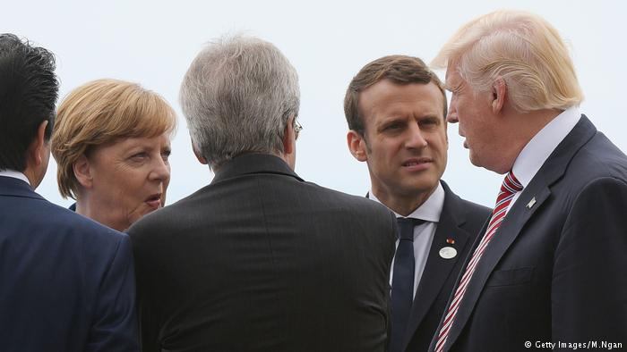 Trump's break with G7 climate consensus caused melt-down in polite society