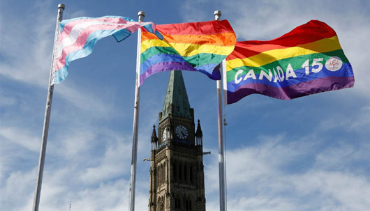 Gender ideology is now the law of the land in Canada: Using wrong pronoun a hate crime