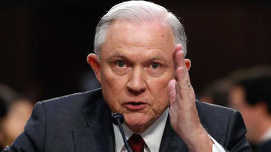 Sessions: 'I did not recuse myself from defending my honor against scurrilous and false allegations'