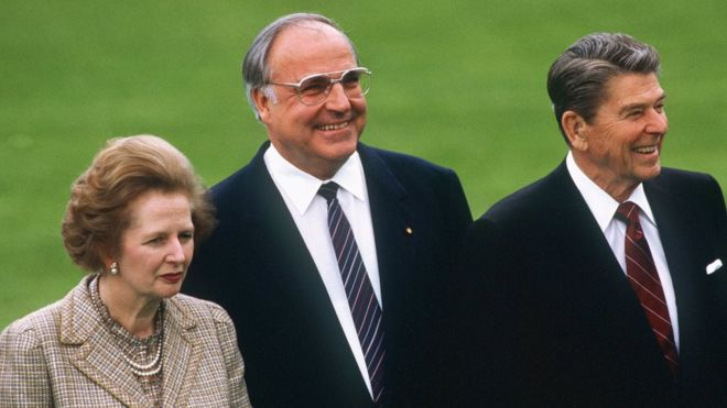 Helmut Kohl, 87: Architect of German reunification, U.S. friend