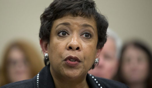 'How is the Department of Justice being run?': Senate shifts focus to Loretta Lynch