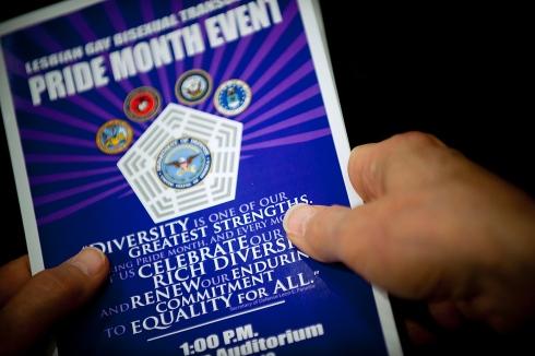 Combat ready? Critics say gay lobby, Obama holdovers still empowered at Pentagon