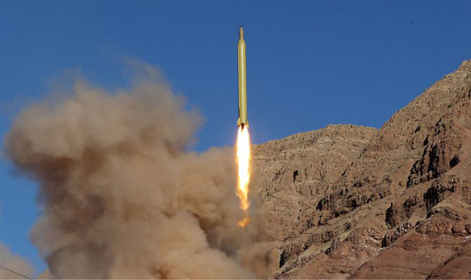 Iran says missile strike targeting ISIS was warning to U.S., Saudis