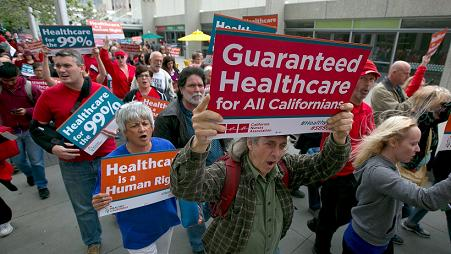 Californians demand Europe-style single-payer health care, but can they afford it?