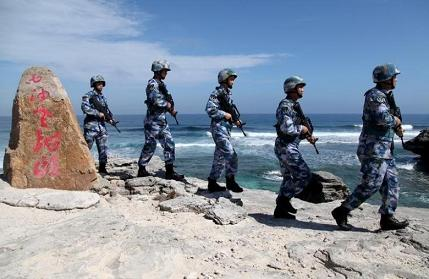 Pentagon report: China advances in taking military control of strategic Pacific sea lanes