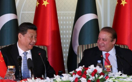 China now has base in Africa, eyes Pakistan for future site, Pentagon says