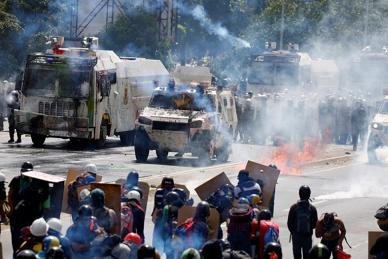 Venezuela crisis defies diplomatic solution as leftists cling to power