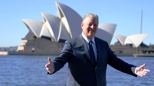 Columnist: Al Gore got rich by scaring 'little kids witless'