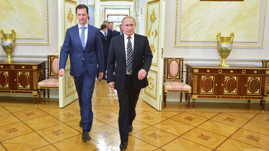 Tillerson: Russia will decide Assad's fate in post-war Syria
