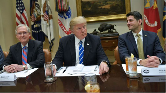 Death wish: Establishment Republicans lied to voters about repealing Obamacare