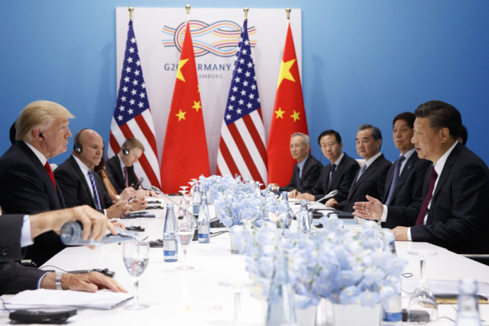 China and North Korea again set to bend stronger U.S. to their will