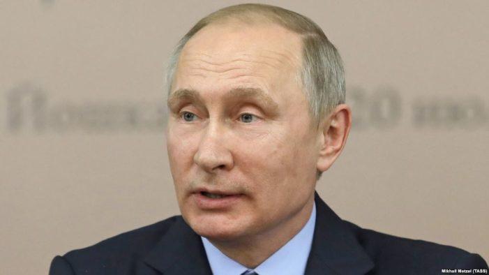 U.S. 'assessing' Putin demand to cut 755 diplomats In Russia