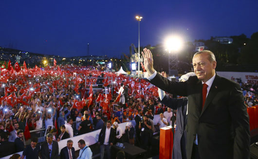 Turkey: Thousands fired, investigation stymied on coup attempt anniversary