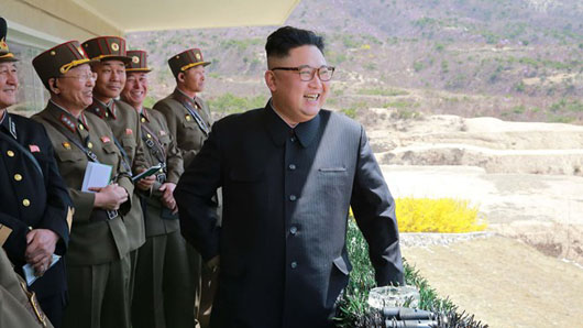 Vise tightens on North Korea crisis as Americans focus elsewhere