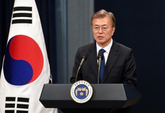 S. Korea proposes direct talks with North as U.S. prepares new sanctions