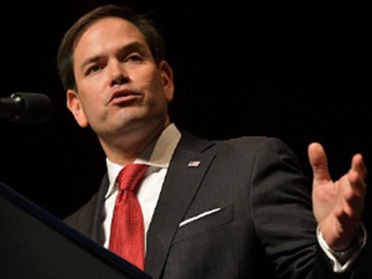 Politico judges Sen. Rubio for tweeting 'Republican' parts of the Bible