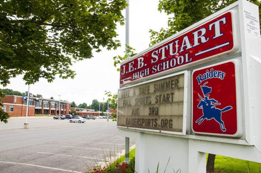 Northern Virginia high school surrenders its historic name to activists' demands