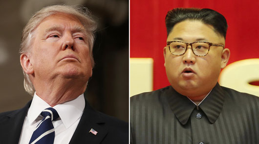 End times: Minister who said God handpicked Trump says President 'endowed' to take out Kim