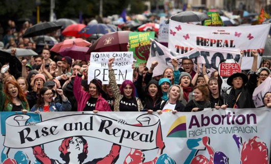 Leaked documents: Soros planned to turn Ireland into pro-abortion country