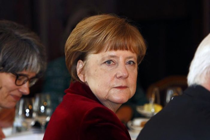 Time for Germany to add some muscle to its global leadership