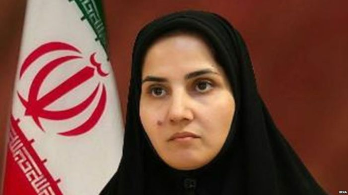 Controversy in Iran over new female vice president's right to choose . . . what to wear