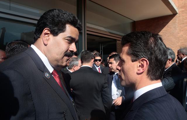 Venezuela's upheaval making waves as far North as Mexico