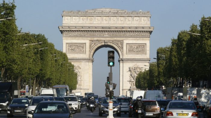 France feels calmer, safer year after terror attacks
