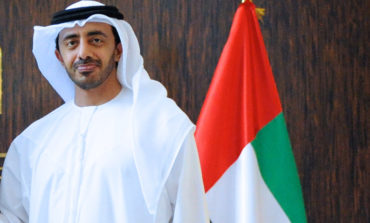 UAE slams 'colonial' role of Iran, Turkey in Syria