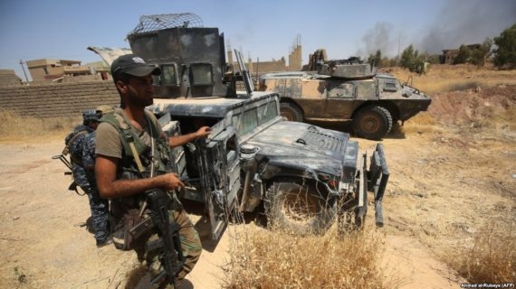Iraqi forces recapture '70 percent' of Tal Afar from ISIS militants