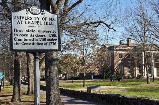 North Carolina legislature passes Restore Campus Free Speech Act
