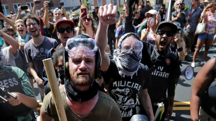 Sad truth: Only President Trump seems to understand what Charlottesville was all about